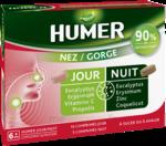 Acheter HUMER Nez/Gorge jour&nuit 15 comprimés à VERNOUX EN VIVARAIS